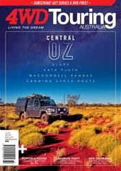 4WD Touring Australia Magazine Cover