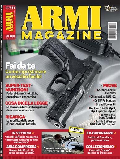 ARMI MAGAZINE Preview