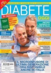 DIABETE OGGI Magazine Cover
