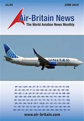 Air Britain News Magazine Cover