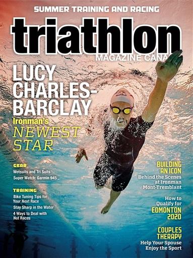 Triathlon Magazine Canada Back Issues | Pocketmags