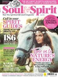Soul & Spirit Magazine Cover