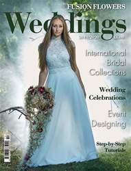 Fusion Flowers - Weddings Magazine Cover
