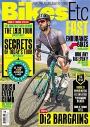 Bikes Etc Magazine Cover