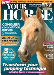 Your Horse Magazine Cover