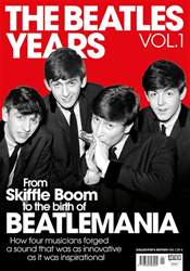 The Beatles Years Magazine Cover