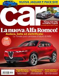 CAR magazine Italia Magazine Cover