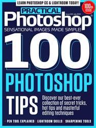 Practical Photoshop Magazine Cover