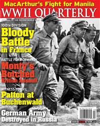 WWII Quarterly Magazine Cover