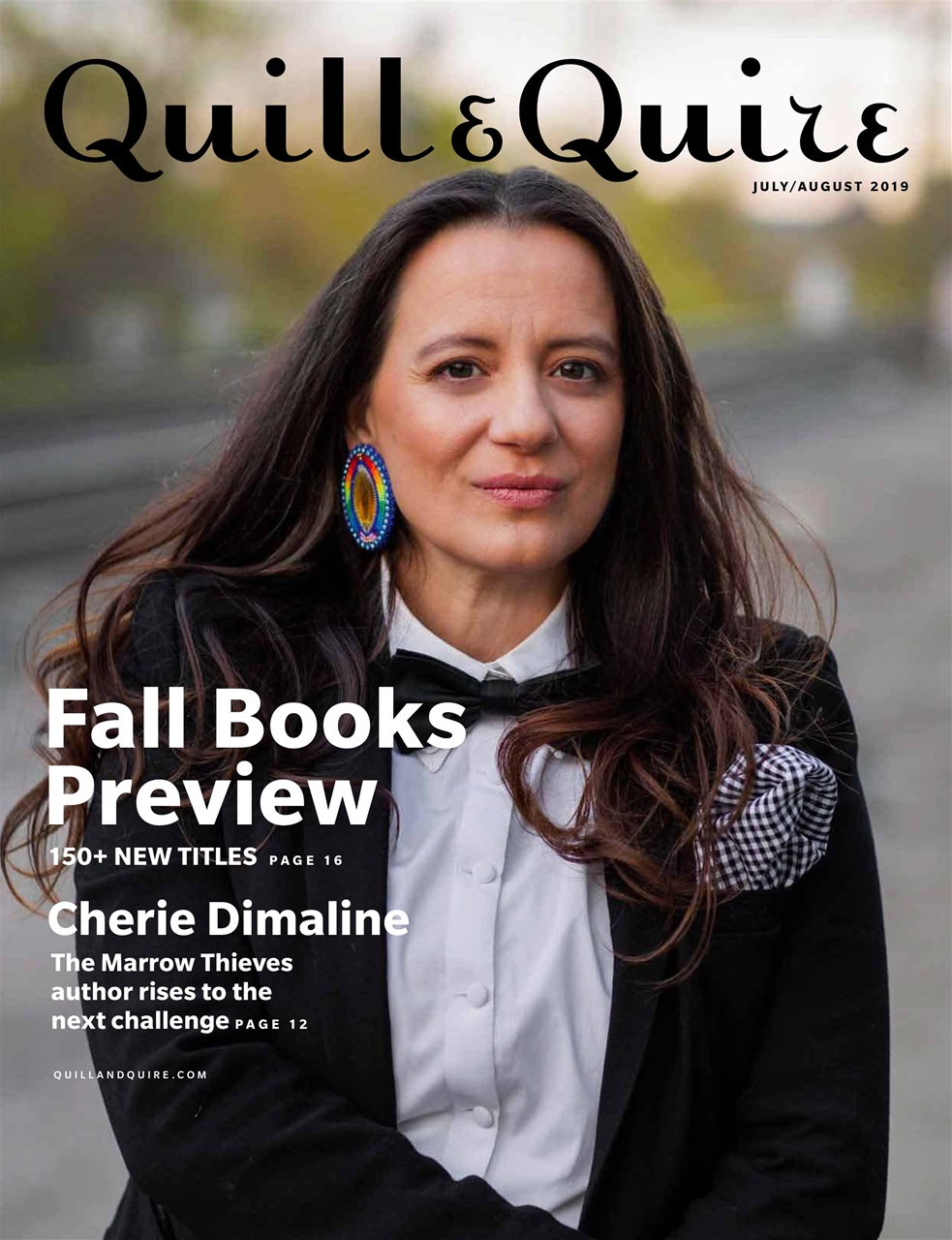 Quill & Quire Magazine - July/Aug 2019 Subscriptions ...