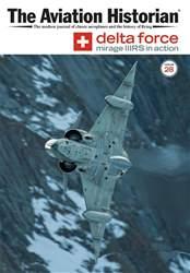 The Aviation Historian Magazine Magazine Cover