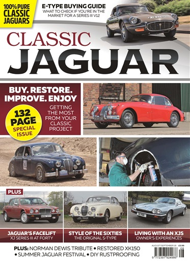 Classic Jaguar Digital Issue