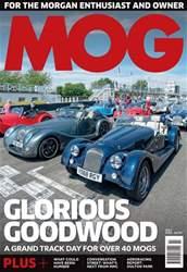 MOG Magazine Magazine Cover