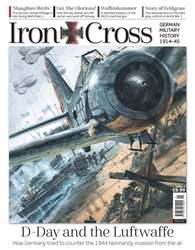 Iron Cross Magazine Cover