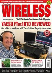 Practical Wireless Magazine Cover