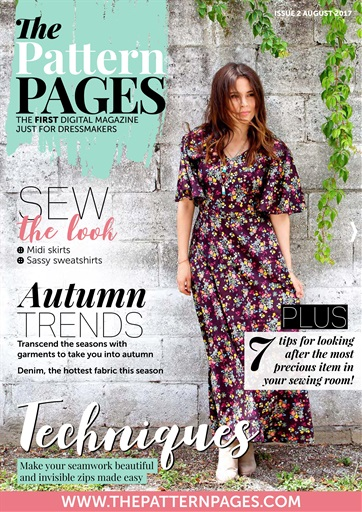 The Pattern Pages Preview