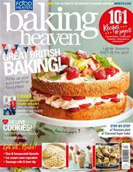 Baking Heaven Magazine Cover