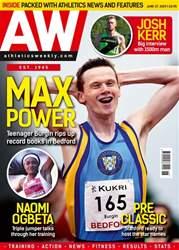 AW Magazine Cover