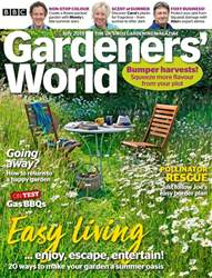 Gardeners' World Magazine Cover