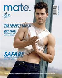 Mate Magazine Magazine Cover