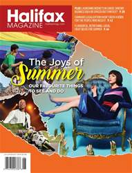 Halifax Magazine Magazine Cover