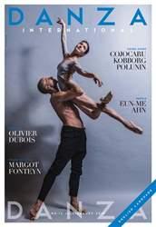 DANZA&DANZA International Magazine Cover