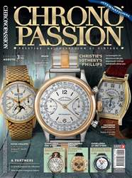 CHRONO PASSION Magazine Cover