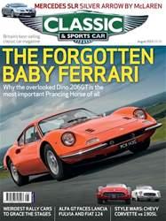 Classic & Sports Car Magazine Cover