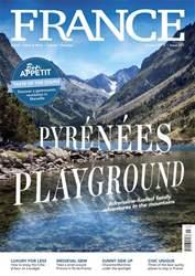 France Magazine Cover