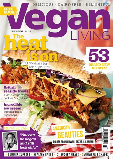 Vegan Living UK Preview