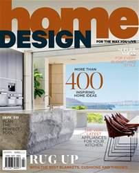 Home Design Magazine Cover