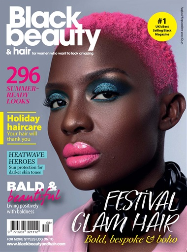 magazine beauty hair covers inside subscriptions