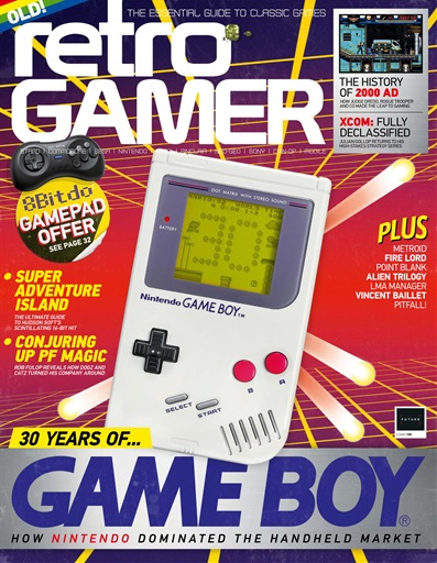 Retro Gamer Back Issues | Pocketmags