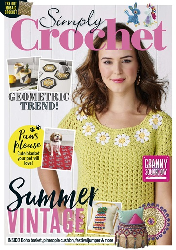 Simply Crochet Preview