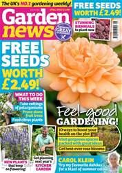 Garden News Magazine Cover