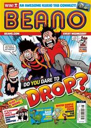 The Beano Magazine Cover