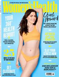 Women's Health Magazine Cover