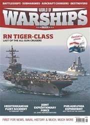 World of Warships Magazine Cover
