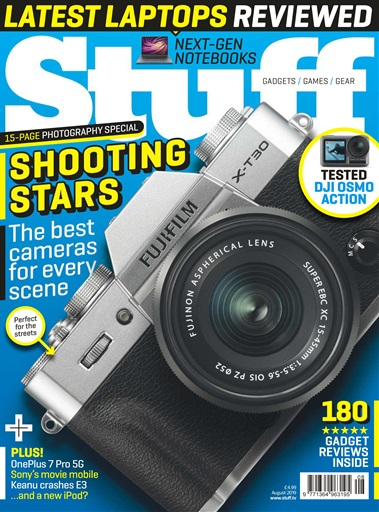 Stuff Digital Issue