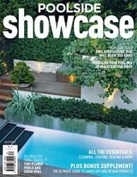 Poolside Showcase Magazine Cover