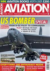 Aviation News Magazine Cover