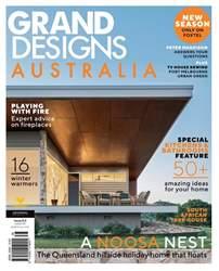 Grand Designs Australia Magazine Cover