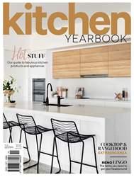 Kitchen Yearbook Magazine Cover