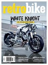 Retrobike Magazine Cover