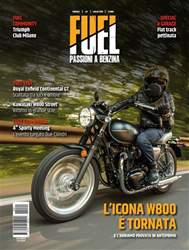 Fuel Magazine Magazine Cover