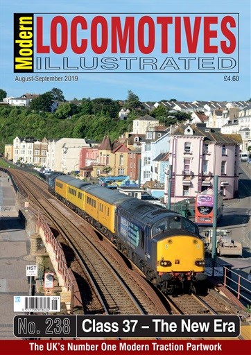 Modern Locomotives Illustrated Preview
