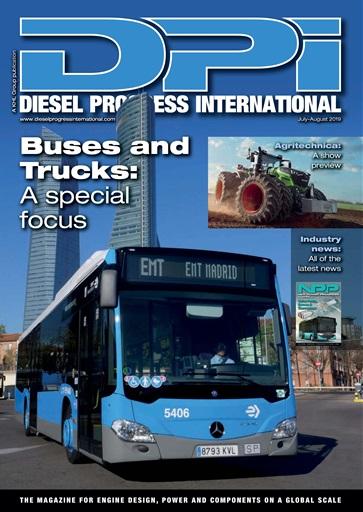 Diesel Progress International Preview