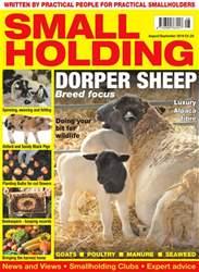 Smallholding Magazine Cover