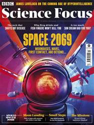 BBC Science Focus Magazine Magazine Cover
