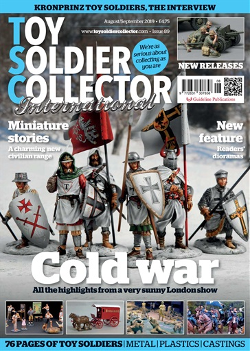 Toy Soldier Collector International Preview
